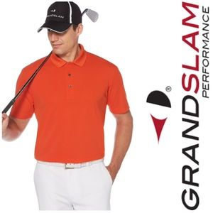 Men's Grand Slam Polo